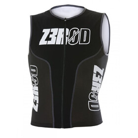 Z3R0D iSINGLET Men Armada Black
